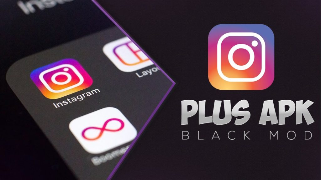 Instagram Black Mod APK 11.0.0.3.20 + Data Free Download