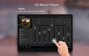 KX Music Player Pro
