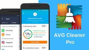 AVG Cleaner Pro Apk MOD